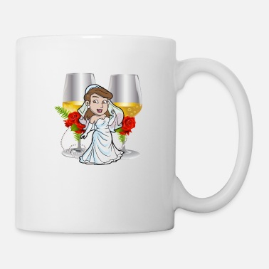 Ear Wedding Bride - Mug