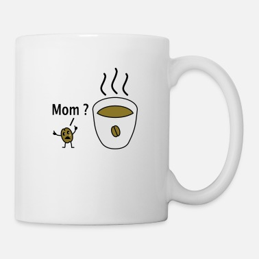 Frijoles sad coffee bean - Taza