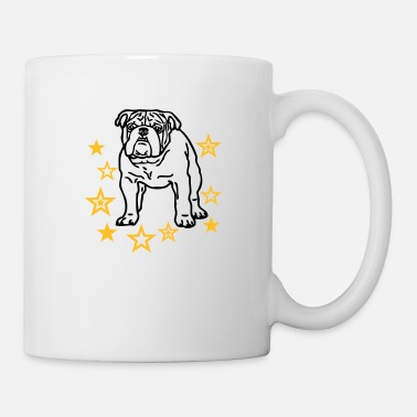 Bulldog bulldog - www.dog-power.nl - Tasse