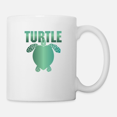Marine Animal Turtle marine life marine animal turtles - Mug