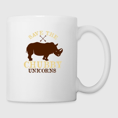 Salva i Chubby Unicorns - Tazza