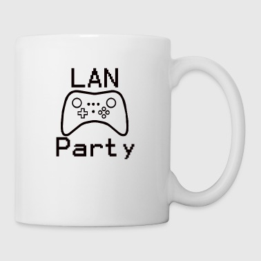 Lan-party LAN PARTY - Tasse