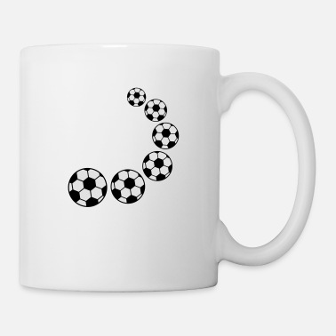 Soccer Ball Soccer Ball Pattern - Tazza