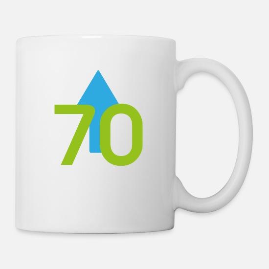 70th Birthday Years Gift Honor Day Mug