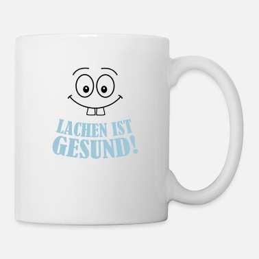 Smiley lachen_002 - Tasse
