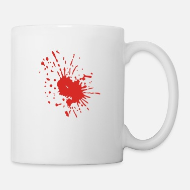 Blood Splatter BLOOD SPLATTER - Mug