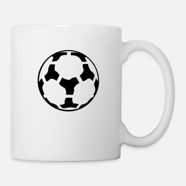 Soccer Ball football / soccer ball - Mugg