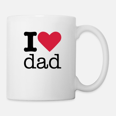 I Love Dad I Love Dad - Mugg