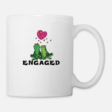 Engagement Engaged - Mug