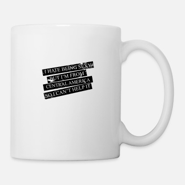 Central America Motive for cities and countries - CENTRAL AMERICA - Mug