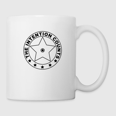 LOS CONDES INTENTION - Taza