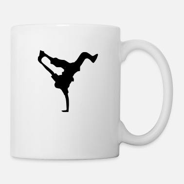 Rock Music breakdance dance music hiphop - Mug