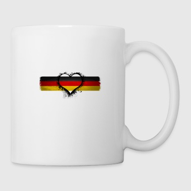 Germany Germany Germany Germany - Mug
