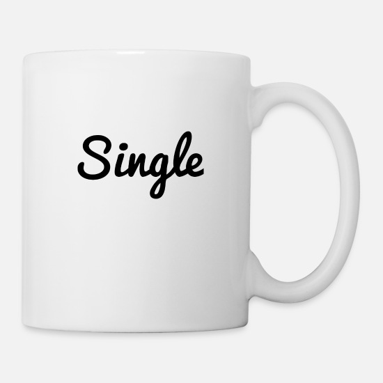 Love Mugs & Drinkware - single - Mug white