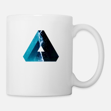 Area Penrose Triangle Design - Mug