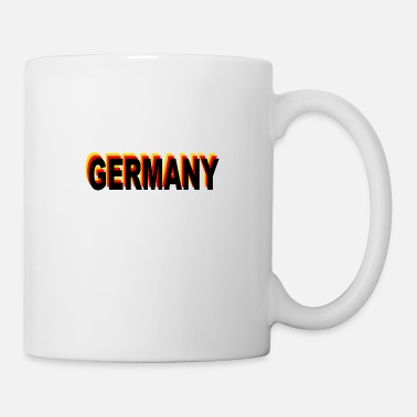 Germany Germany - Tasse