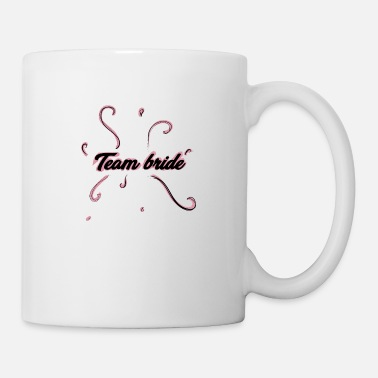 Celibenubile team bride pink - Tazza