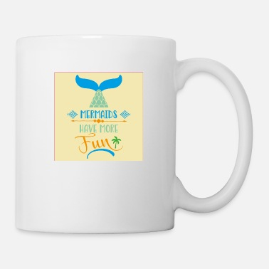 Mermaid Mermaid - Tasse