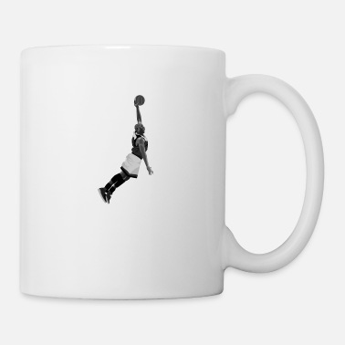 Eintunken Dunking design created for Basketball fans - Tasse