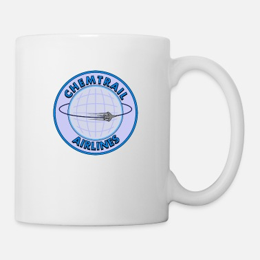 Airline Chemtrail Airlines - Tasse