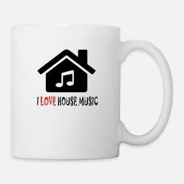 House Camicia Party House House House - Tazza