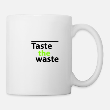Key Button Button The Waste - Mug