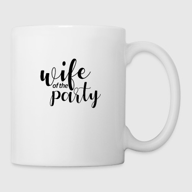 Bachelor Party Wedding Gift Idea - Mug