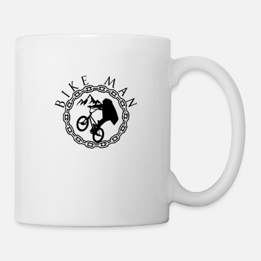 Bike Bike Man - Tasse