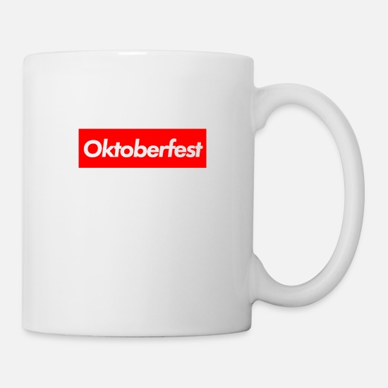 Munich Mugs & Drinkware - Oktoberfest - Mug white