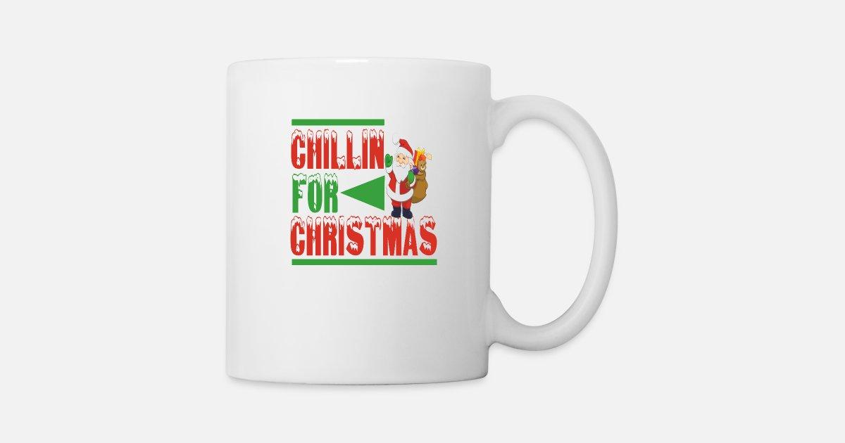 Weihnachten Santa Claus Chillin For Christmas von Shirt-Expert ...