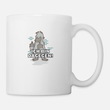 Sasquatch Yeti Monkey Bigfoot Sasquatch J'y suis - Mug
