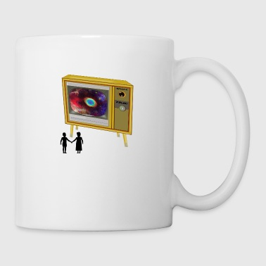Machine Oldschool space time machine - Mug
