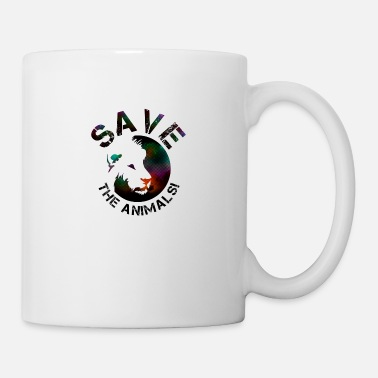 Animal Collection SAVE THE ANIMALS! COLLECTION BY Mikka_ufficiale - Mug