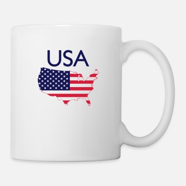 United States Logo USA - Muki