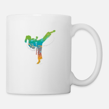 Aikido Martial art - Mug