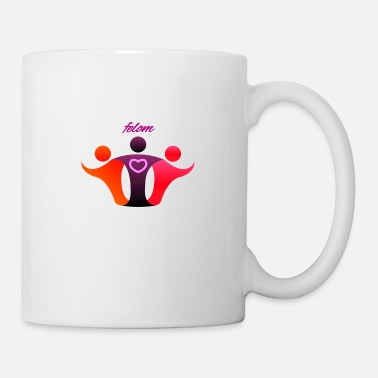 Mark Something felom, for a life without bullying - Mug