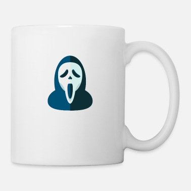 Screamm Mask screem scream mask - Mug
