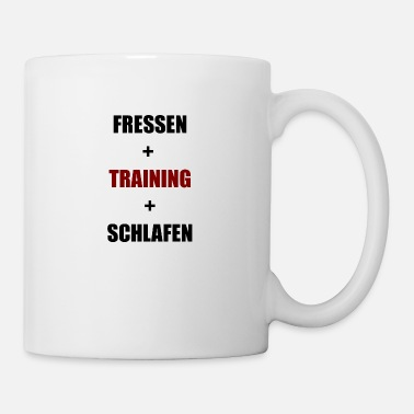 Training training - Tasse