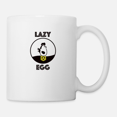 Lazy Egg - Tasse