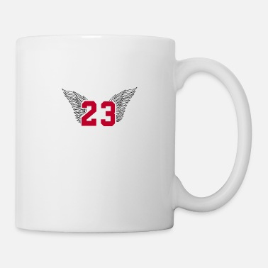 Basketball number 23 Michael Jordan - Mug