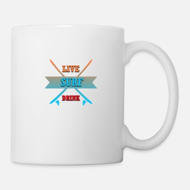 Match surfing - Mug