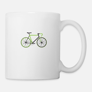Ride Bike Bicycle Road Bike Mountain Bike Ladies Gift Idea - Mug