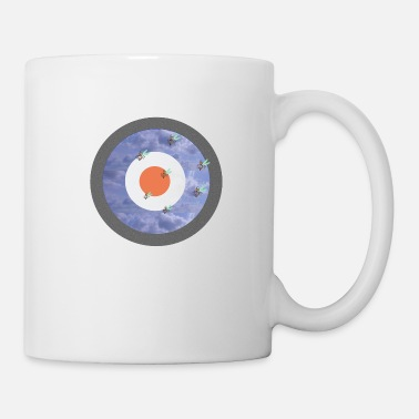 Target with mosquitoes - Mug