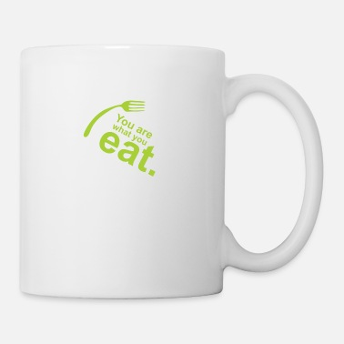 Was Tu es ce que tu manges - Mug
