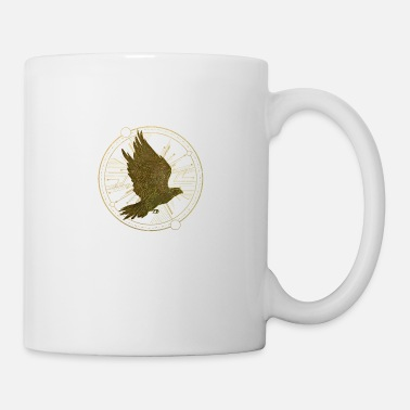Shaman Light Eagle Enblem - Tasse