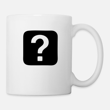 Punctuation Marks Question Mark - Question - Mug
