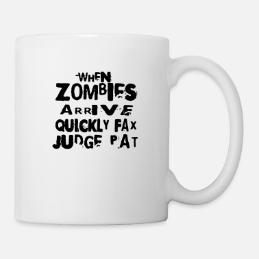 when zombies arrive_polar - Tasse