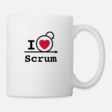 I Love Scrum | I love Scrum - Mug