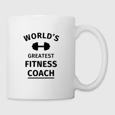 World's Greatest Fitness Coach - Tasse