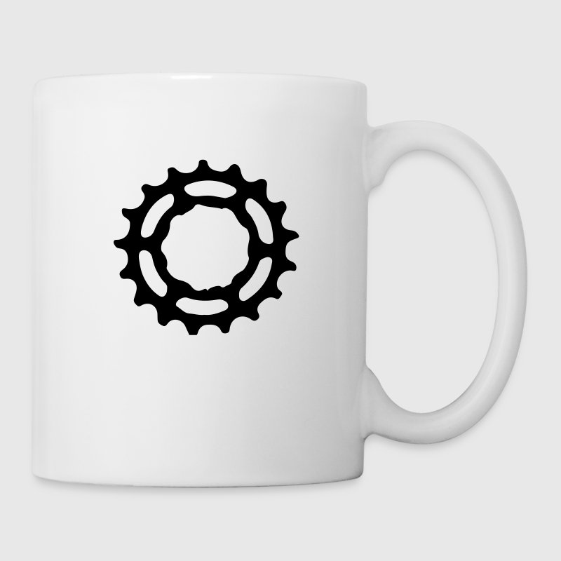 Mountain bike gear sprocket gears 1c. - Mug